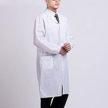 Suppyfly White Lab Coat Doctor Hospital Científico Escuela Disfraz ...