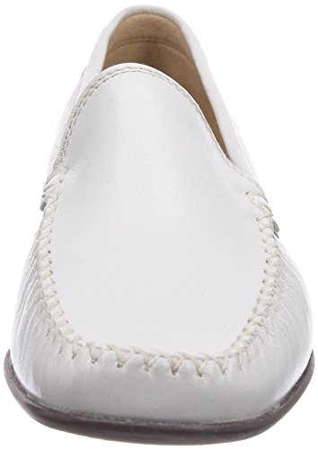 weiss Women's Campina Mocassins Sioux White w1fI5R