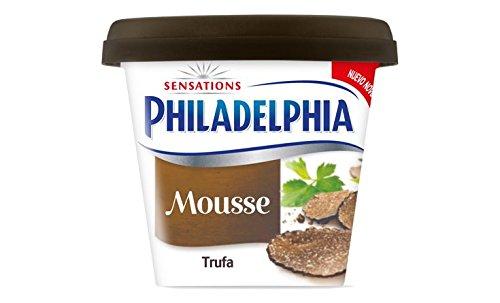 Philadelphia - Mousse de Queso Truffa - 130 g: Amazon.es: Alimentación y bebidas