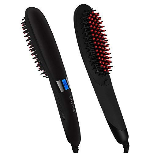TRIPLE TREE KOJAKO Straight Hair Iron Brush Type 80 ツー ~ 230 ツー from The US, Japan, Korea