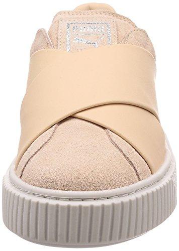 Bianco Platform Donna X Nude Sneaker Puma 6ApqOx