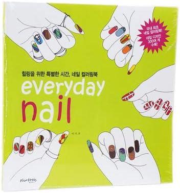 Livre De Coloriage Pour Adultes Pour Les Ongles La Peinture Le Dessin Le Coloriage Pour Les Amateurs De Nail Art Amazon Fr Cuisine Maison