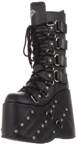 Pleaser Men's Stack-318 Boot - Demonia Pleaser Stack Shopping Results