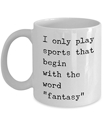 fee Mug - Trophy for your Football, Basketball, College, Hockey, Soccer, Baseball Winner - League Champion Can Enjoy Coffee or Beer (Golf Trophy Bowl)
