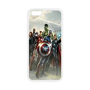 The Avengers YT7034291 Phone Back Case Customized Art Print Design Hard Shell Protection IPhone 6 Plus