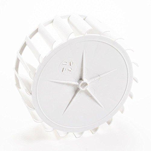Maytag Blower Wheel - Maytag 31001317 Dryer Blower Wheel Genuine Original Equipment Manufacturer (OEM) part for Maytag, Magic Chef, Crosley, Admiral, Jenn-Air, Norge, Hoover, Amana