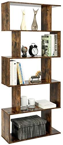 Function Home 5-Tier Bookshelf