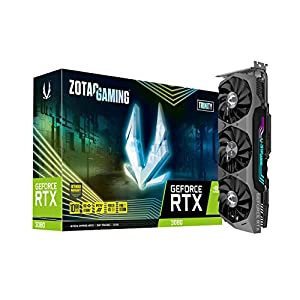 Comprar ZOTAC Gaming GeForce RTX 3090 Trinity 24GB GDDR6X