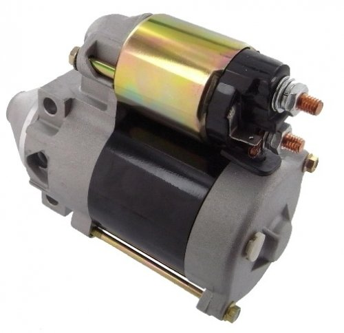 Starter John Deere Kawasaki Small Engine Farm Lawn Tractors Riding Mowers AM102567 AM107206 21163-2070 21163-2081