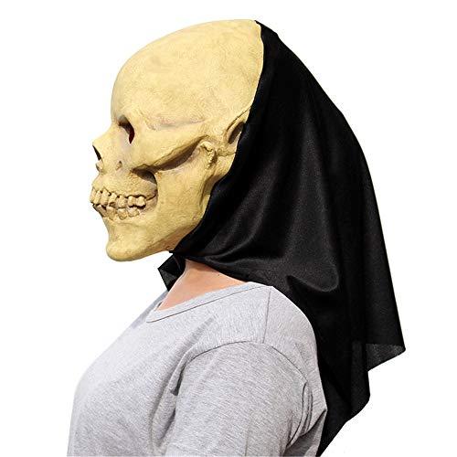 bambini Maschera Halloween per Party Costume Party Spooky Halloween Sammid Mask in di Party Halloween A17 Mask Parodia Maschera Cool lattice rSrxCF