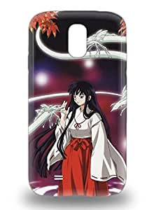 5223749M36411712 Excellent Galaxy S4 Case Tpu Cover Back Skin Protector Japanese Inuyasha Customized LO.O Case