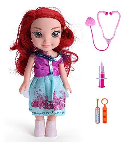 Amitasha Beautiful Fashion Girl Doll with Accessories Toy Set for Girl (B07RGJN6M2) Amazon Price History, Amazon Price Tracker