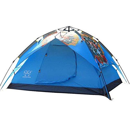 Sonne Strand Zelten im freien automatische Doppel-Doppel-Zelt
