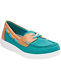 Womens Boating Shoes | Amazon.com