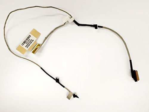 New LVDS LCD LED Flex Video Screen Cable for HP Chromebook 11-2201NA 11-2210NR 11-2000 Series 11 G3 11 G4 P/N: DD0Y07LC010 DD0Y07LC020 ()