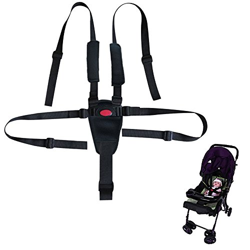 Baby 5 Point Harness Safe Belt Seat Belts For Stroller High Chair - 8