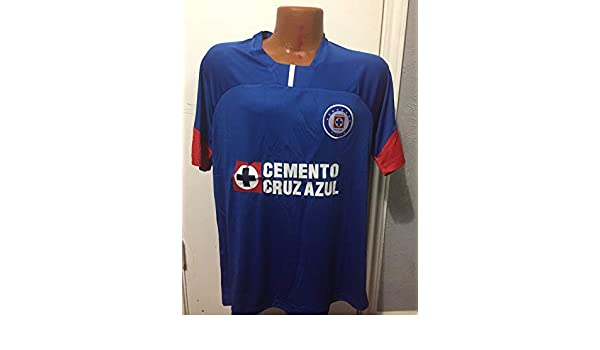Cruz Azul Local Generica Jersey : Sports & Outdoors