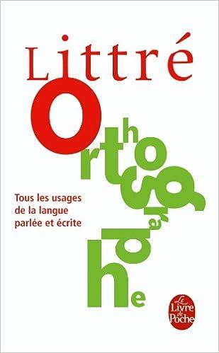 Livres gratuits La Langue française : orthographe pdf, epub ebook
