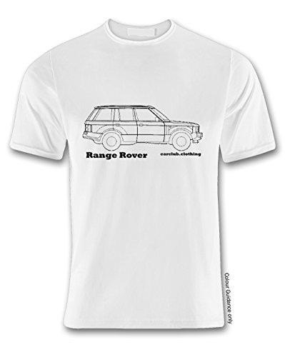 360 camiseta Cars Tama de Range autom Rover de o BqB6p