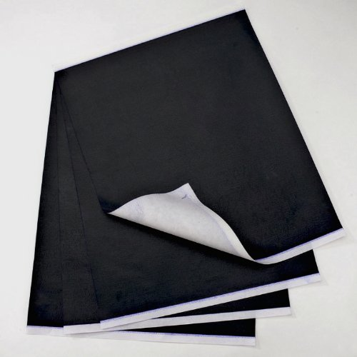 Carbon Hecto Tattoo Schablonen-Papier - 5 Blatt