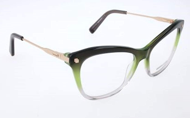 Mehrfarbig Multicolore 53.0 Donna D-Squared Brillengestelle DQ5194 098-53-16-135 Montature
