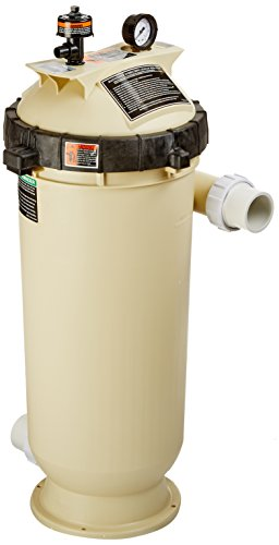 Pentair 160354 Clean & Clear RP Fiberglass Reinforced Polypropylene Tank Cartridge Pool Filter, 100 Square Feet, 100 GPM (Residential) by Pentair