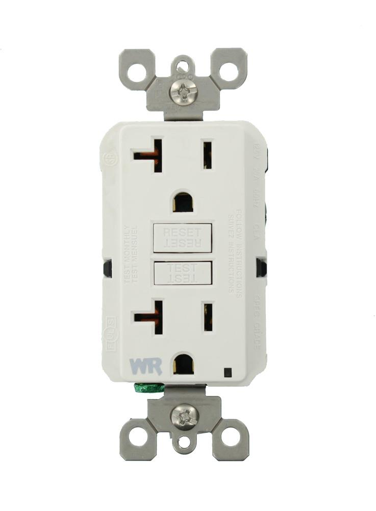 How To Wire A Gfci Outlet Diagram Wiring Factswiring Diagramsgfci