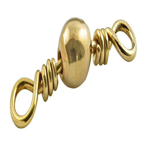 South Bend Barrel Swivel (Brass, 10)
