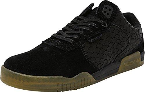 ELLINGTON basse Black Uomo Supra Sneaker YHBnvn0