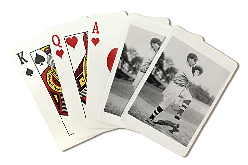 Walter Blair, Rochester (Intl.), Baseball Photo (Playing Card Deck - 52 Card Poker Size with Jokers)