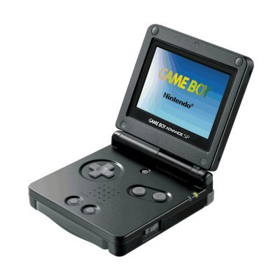 Nintendo Game Boy Advance SP - Onyx (Gameboy Advance Sp Play Gameboy Color Games)