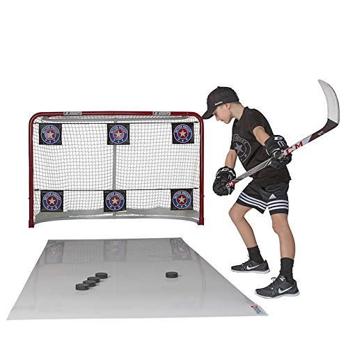 Better Hockey Extreme Roll-Up Shooting Pad 4' x 8.5' - Premium Training Aid
