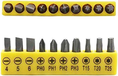 ソケットドライバーセット L 型アングルヘッドツインレンチドライバーセットフラットフィリップスドライバーの手の修復ツールセット-Wrench