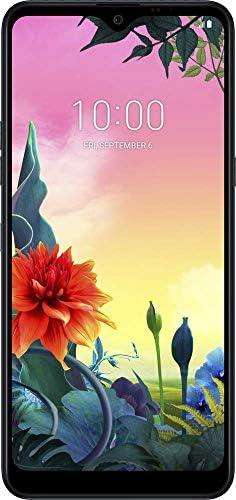 """LG K50S smartphone Dual SIM con Tripla fotocamera posteriore, Display 6.5"""" HD+, batteria da 4000mAh, Selfie da 13MP, Audio DTS:X, Octa-Core 2.0GHz, Memoria 32GB, 3GB RAM, Android 9, Black [Italia]"""
