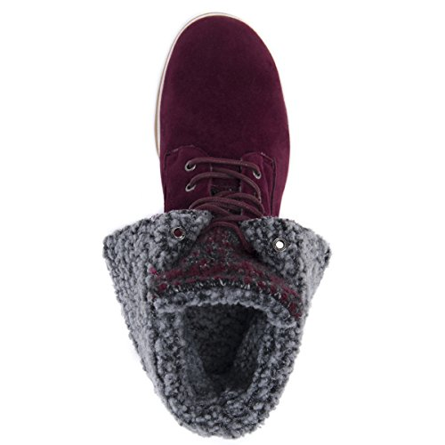 LUKS Boot Megan Women's Fashion Chianti MUK ndwzYqSd