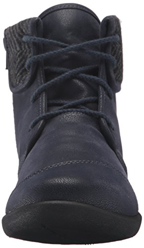 CLARKS Womens Navy Sillian Synthetic Boot Sillian Boot Frey Womens Frey Nubuck CLARKS Synthetic Navy ZnrqwfZSxT