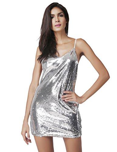 70s disco mini dress - 3
