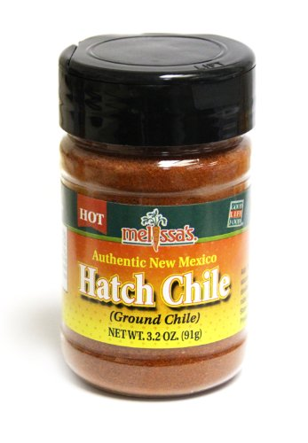 Melissa's Hatch Chile Powder, Hot (2 Ct., 3.2oz) by Melissa's Produce