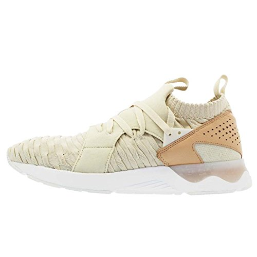 ASICS Tiger Unisex Gel-Lyte V Sanze Knit Birch/Birch 12.5 Women/11 Men M US cheap price original clearance largest supplier H8CaxFFgt