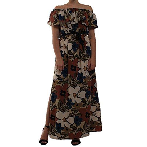 Beige Damen Imperial Kleid Blu Blu Imperial Beige Damen Kleid 0HFwqU