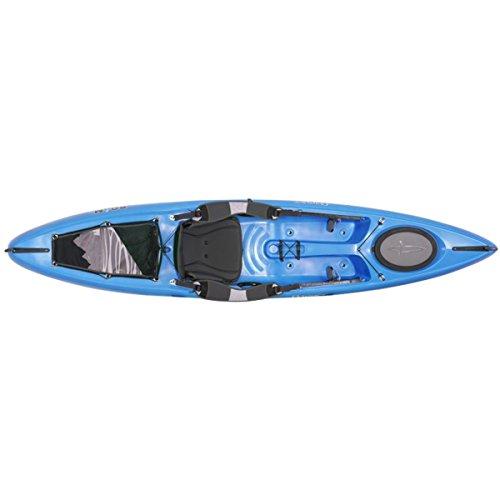 Dagger roam Adventure Multi-Water Sit-on-Top Kayak – 11.5, Blue Review
