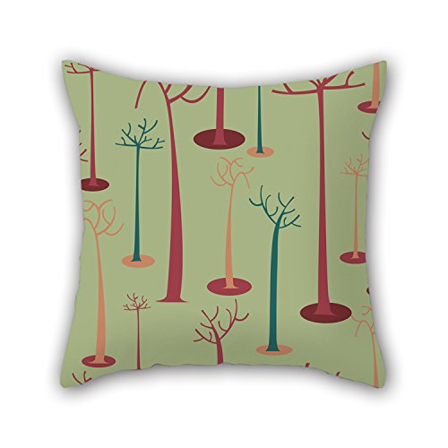 MaSoyy Pillowcase 18 X 18 Inches / 45 By 45 Cm(twin Sides) Nice Choice For Son,chair,home Office,home Theater,club,divan Tree