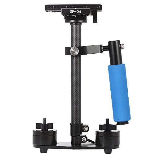 Andoer SF-04 40cm Handheld Stabilizer Carbon Fiber Video Cam
