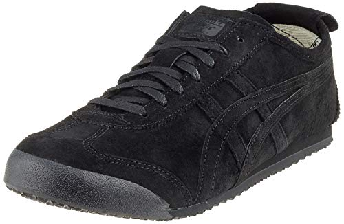 Black Asics 001 Mixte 66 Chaussures Black Noir Fitness Adulte de Messico 67qw6U