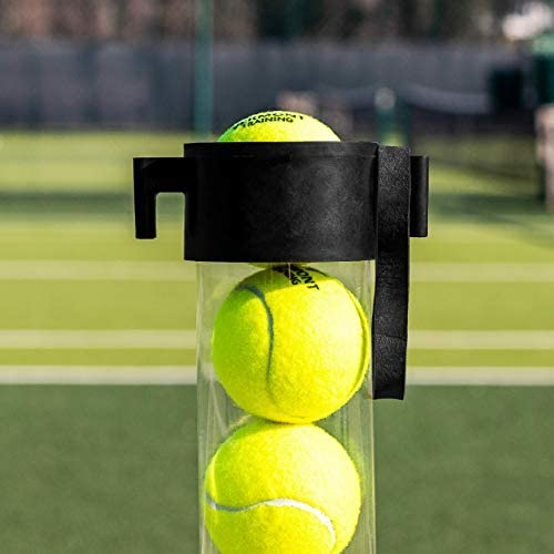Amazon.com: De recogida de pelotas de tenis Tubo [Net World ...
