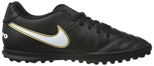 Football Black Rio Iii Multicolour Men White 's Tiempo Black NIKE Gold Tf Dorado metallic Blanco Boots xqwpYSUz