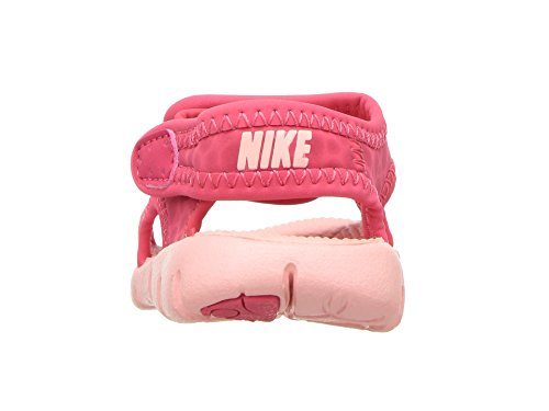 NIKE Sunray Adjust 4 (TD) Baby-Boys Slippers 386521-608_6C - Tropical Pink/Bleached Coral - Image 2
