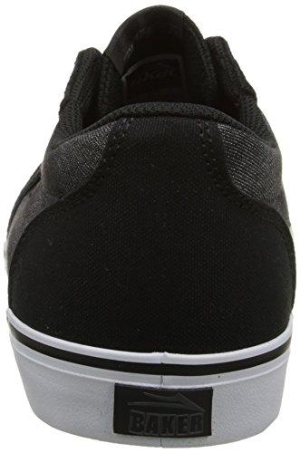 Lakai Fura - Zapatillas de skateboarding para hombre Negro - negro