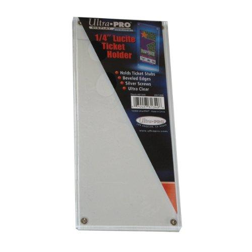 Lucite Ticket Holder (Ticket Case)
