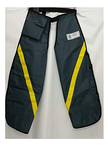 (PROTECTIVE CHAPS GREY/YELLOW)